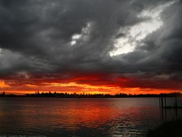 new york inferno by atomicsharkdesign