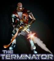 The Terminator by johnnyBgood007