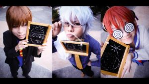Merry Gintama ::12 by Cvy