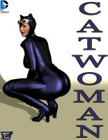 This is Catwoman by ImfamousE