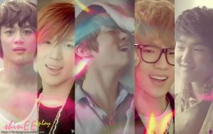 Replay - shinEE by Sweetkrystyna