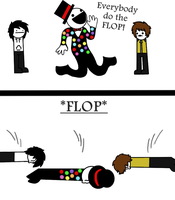 Do The FLOP! (Asdf CreepyPasta ft. Splendorman) by KiraCreator21