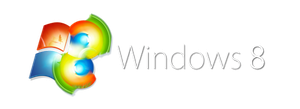 Windows 8 v.2 Clear PNG by rehsup