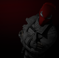 Red Hood Render by Soraya-Mendez