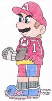 Mario's All Charged Up by N64chick