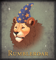 Rumbleroar by Chat-Noire