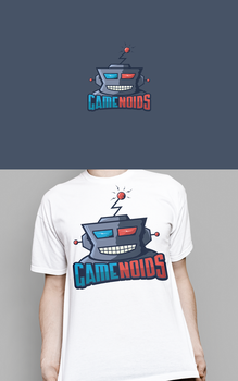 Gamenoids @ Logo Design by playaone