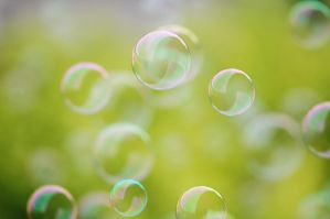 Bubbles II by Skellevision