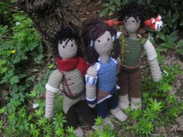 Crochet Legend of Korra by Twinsmanns