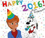 Here's to the new year by AntarcticRainbow
