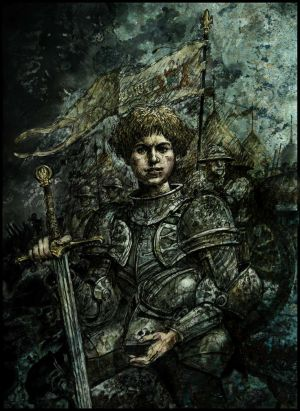 Jeanne d'Arc At The Seige Of Orleans by fenice8