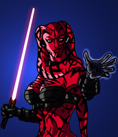 Darth Talon by ragnarok2k3