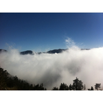 View from Mount Baldy by Miss-Ellanious