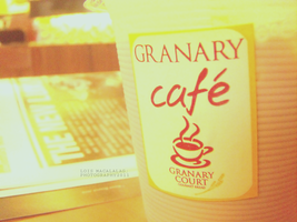 Granary Cafe. by monsterseverywhere