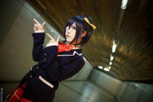 Rikka Takanashi - Round and Round by YukiChristy