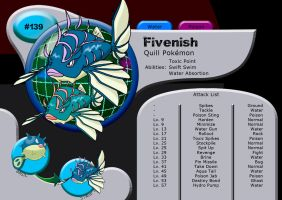 #139 - Fivenish by AlanSky