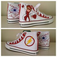 Impulse Sneakers by breathless-ness