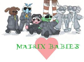matrix babies by aesiraven