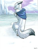 arctic chill by lizspit