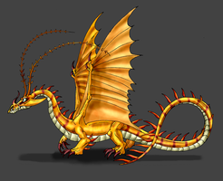 HTTYD-Changewing by Scatha-the-Worm