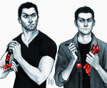 sterek by LiaBatman