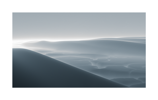 Desert of Iteration II by Loadus