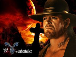 The Undertaker wallpaper by Chirantha