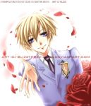 ouran hs host club :: amor by Blizz-Mii