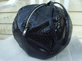 Sphere handbag by ZebrASkin44