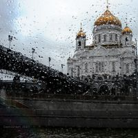 Cathedral of Christ the Savior by SophiGrazh