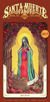 SANTA MUERTE TAROT: Book of the Dead by FabioListrani