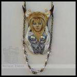 Jareth's Last Offering Pendant by natamon