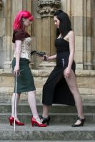Bad girls stock 30 by Random-Acts-Stock