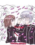 Vampire Knight: Cherry Blossoms by sonic4568