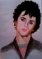 Billie Joe Armstrong Greenday by enderclo