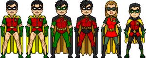 Robins by BAILEY2088