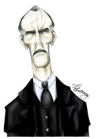 Barty Crouch by jlestrange