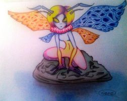 butterfly by loto7714
