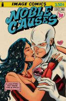 Noble Causes 39 Cover by Cinar