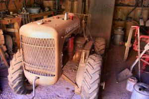 Power-Horse Tractor by Caloxort