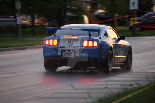 2010 Ford Shelby GT 500 (Targa Newfoundland) by D-Miles