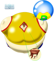 MB-Tan's Mega P-Balloon, No BG by josephstaleknight