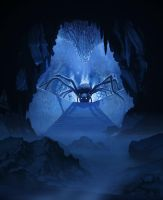 Lair of the Great One by Harnois75