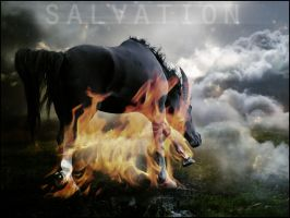 SALVATION by xxhaven