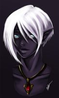 Drow by MortalFate