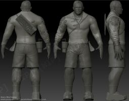Tim Sweeney - Zbrush - Part 3 by GaryStorkamp
