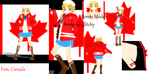 Fem. Canada DOWNLOAD by Ringtail14
