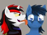 Blackjack and P-21 by 8Aerondight8