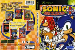 Cover - Sonic Mega Collection Plus by Fajar526
