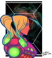 Samus by Brakkenimation